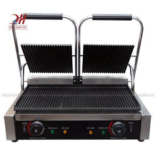 Máy kẹp bánh mì đôi Quang Huy QH-234