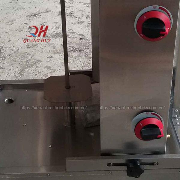Núm điều chỉnh nhiệt độ lò nướng doner kebab