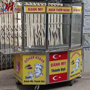 Xe bánh mì thổ nhĩ kỳ doner kebab 1m5