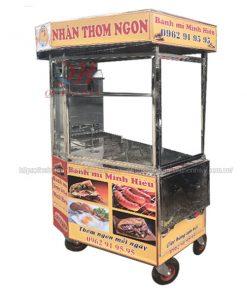 Xe bánh mì Thổ Nhĩ Kỳ lục giác 1m6 Quang Huy