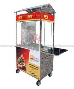 Xe bánh mì thổ nhĩ kỳ 1m Quang Huy