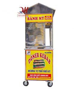 Xe bánh mì Thổ Nhĩ Kỳ 1m