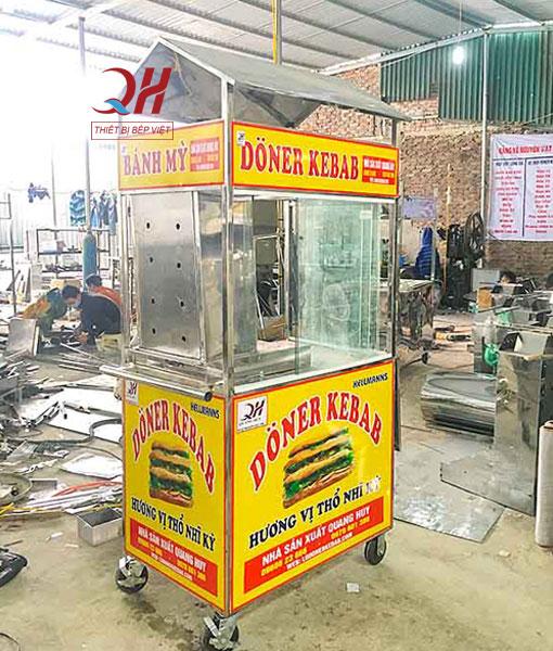 Xe bánh mì Thổ Nhĩ Kỳ 1m sản xuất