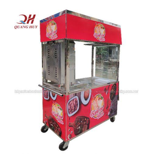 Xe bánh mì Thổ Nhĩ Kỳ 1m8 Quang Huy
