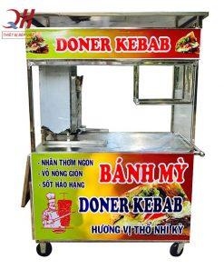 Xe bánh mì Thổ Nhĩ Kỳ 1m2 Quang Huy