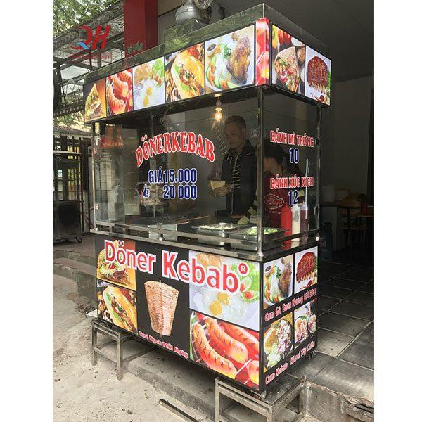 Xe bánh mì Thổ Nhĩ Kỳ Quang Huy 1m8