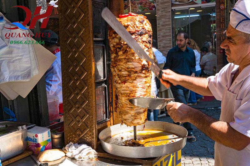 Thịt nướng ngon hơn với lò nướng bánh mì nhập khẩu