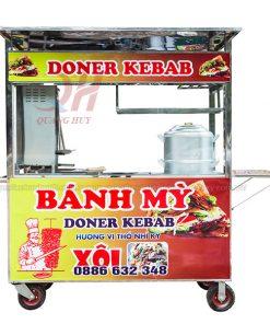 Xe xôi bánh mì 1m5 Quang Huy