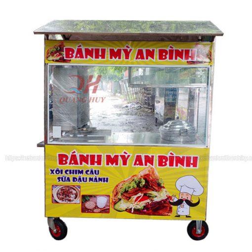 Xe xôi bánh mì 2m Quang Huy báo giá