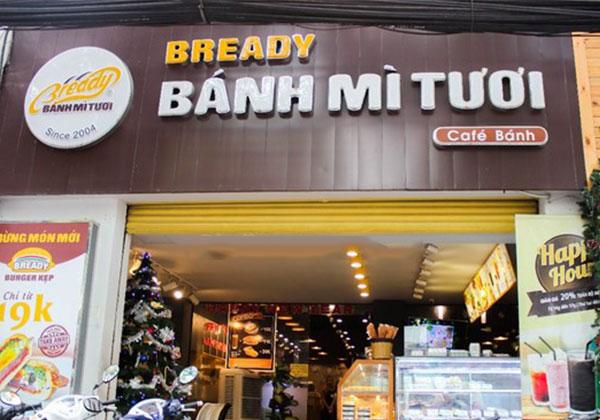 Bánh mì tươi bready