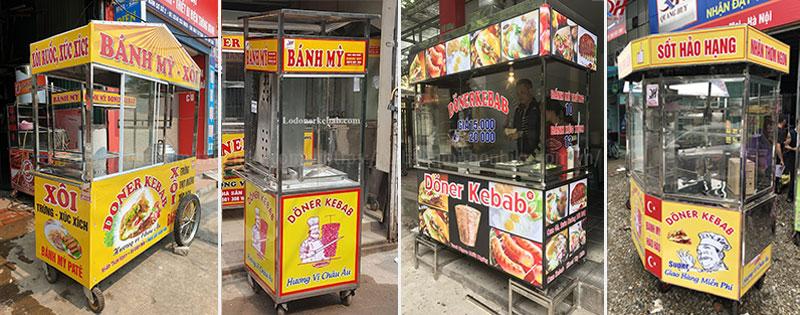 Các mẫu xe bánh mì thổ nhĩ kỳ mới nhất tại Quang Huy