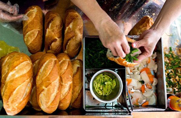 Học làm bánh mì tại Hà Nội