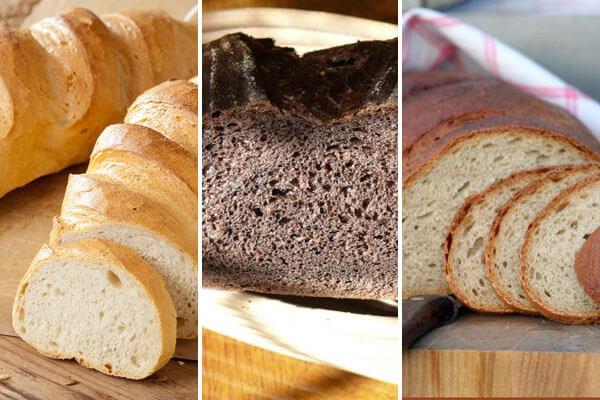Mua bánh mì đen ở đâu