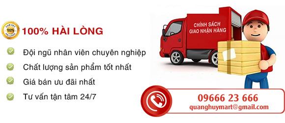 Mua hàng ưu đãi tại Quang Huy