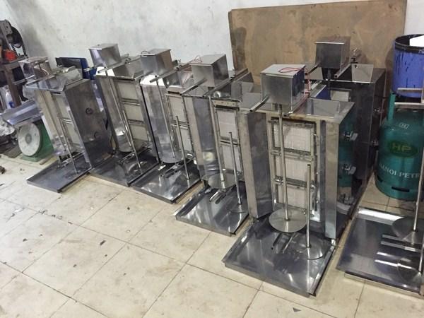 Những mẫu lò nướng thịt thổ nhĩ kỳ tại Quang Huy