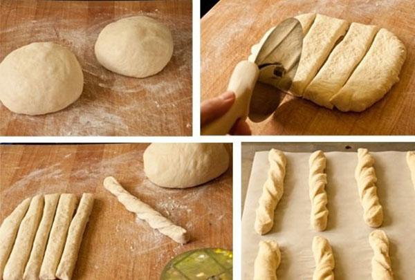 Tự làm ổ bánh mì ngon tại nhà đơn giản