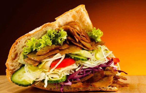 Bánh mì tam giác