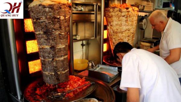 Lò nướng thịt Thổ Nhĩ Kỳ