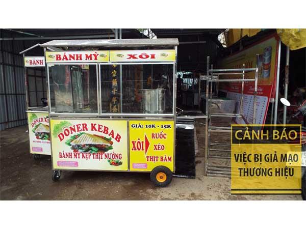 xe bánh mì Thổ Nhĩ Kỳ Gò Vấp Hồ Chí Minh