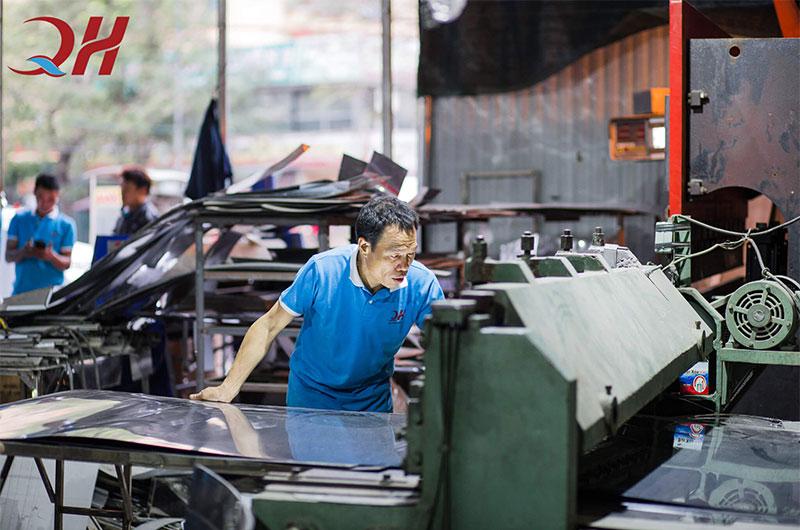 Sản phẩm được sản xuất ngay tại xưởng