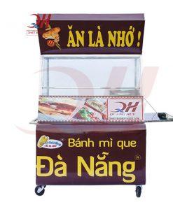 Xe bánh mì que Đà Nẵng 1m