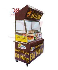 Xe bánh mì que Đà Nẵng 1m3