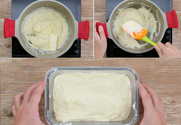 Cách làm bánh mì nhân phô mai