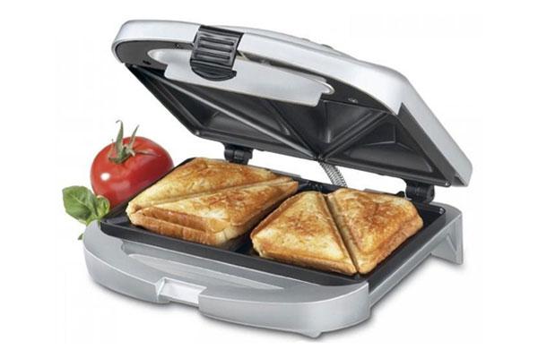 Cách sử dụng máy kẹp bánh mì đúng cách