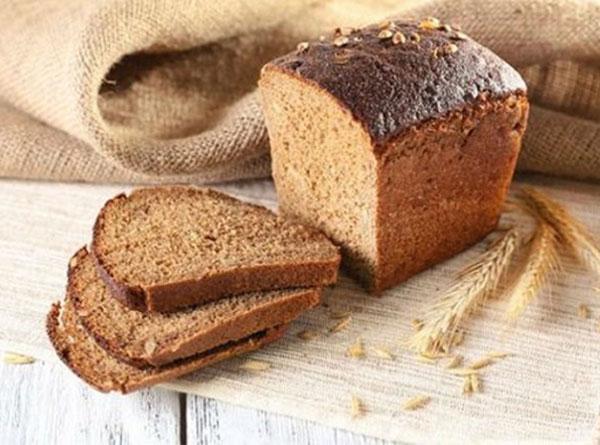 Dinh dưỡng từ bánh mì đen