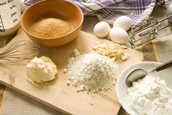 Nguyên liệu làm bánh mì pate gan