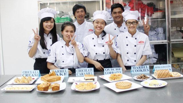 Bạn cần có bí quyết làm bánh riêng để tạo ra sự khác biệt