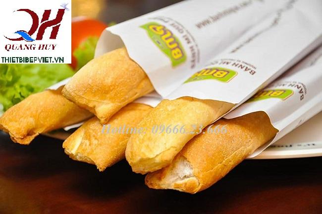 Mở tiệm bánh mì que- ý tưởng kinh doanh siêu lợi nhuận