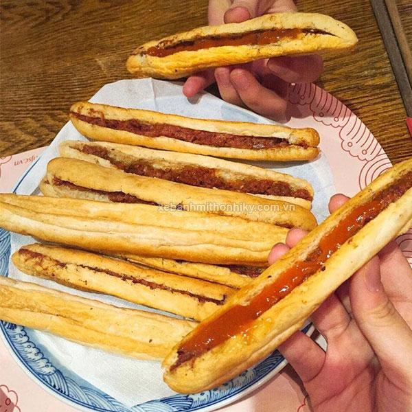 Bánh mì que ngon