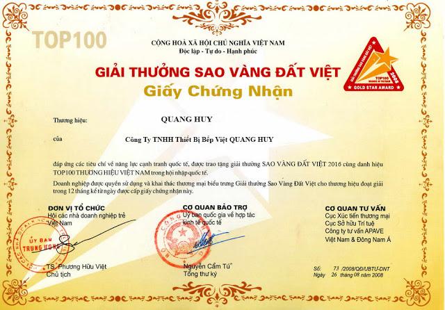 Quang Huy cam kết cung cấp khách hàng những sản phẩm chất lượng, giá ưu đãi đặc biệt
