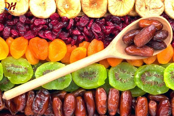 Kinh doanh hoa quả sấy khô dịp tết đơn giản, dễ dàng và nhanh chóng thu lại lợi nhuận
