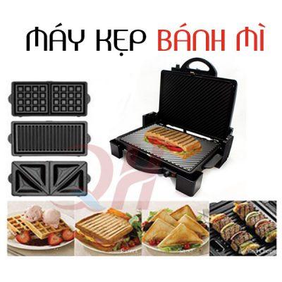 Máy kẹp bánh mì Quang Huy