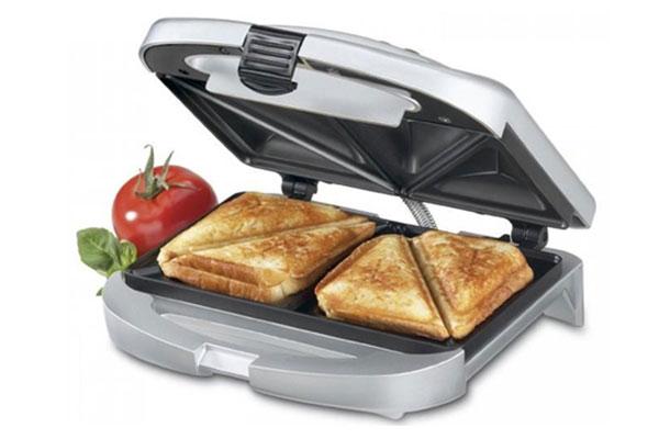 Máy kẹp nóng bánh mì nhỏ gọn