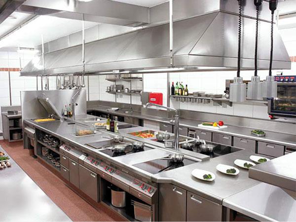 Nhà bếp inox