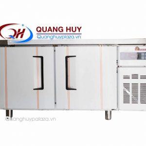 Tủ bảo ôn- tủ bảo quản thực phẩm Quang Huy