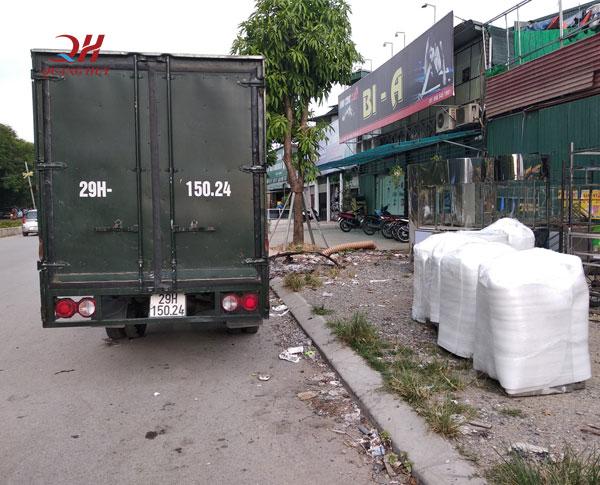 Vận chuyển xe bánh mì toàn quốc