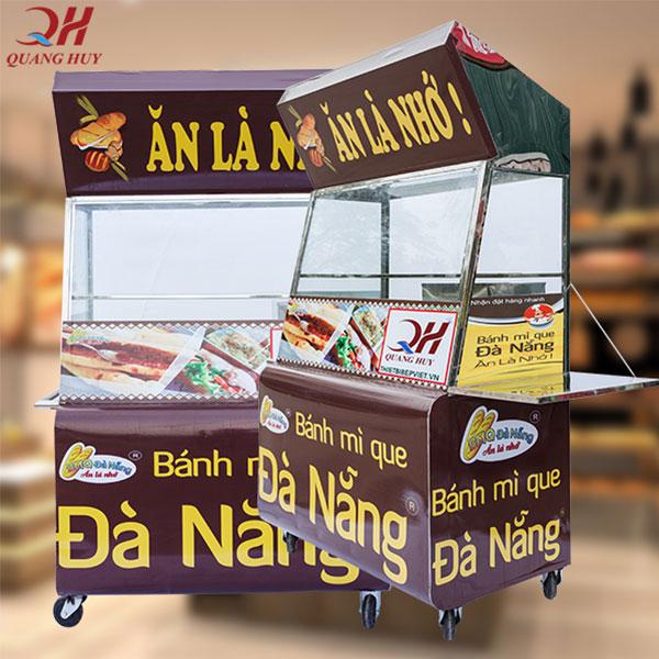 Xe bánh mì que Đà Nẵng
