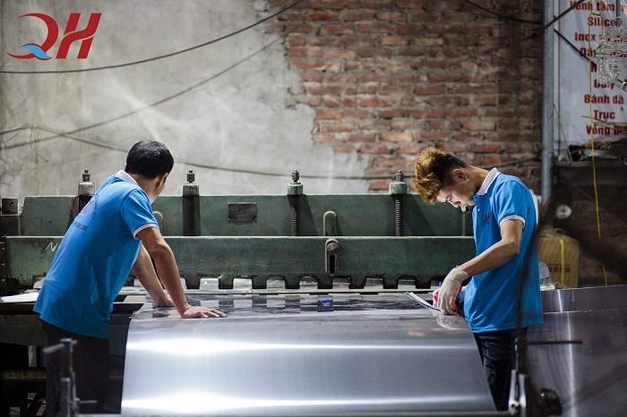 Quang Huy sản xuất và phân phối sản phẩm ngay tại xưởng