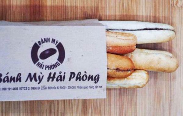 Bánh mì que cay Hải Phòng