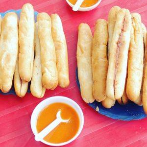 Hương vị bánh mì que Hải Phòng đậm chất gia truyền, đặc biệt thơm ngon