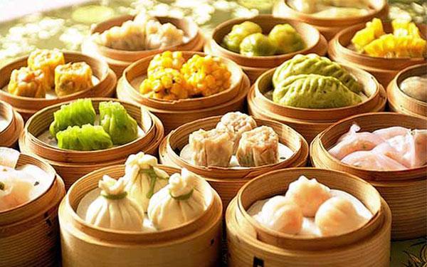 Dim sum món ăn Trung Hoa