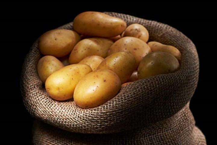 Khoai tây không nên để trong tủ lạnh