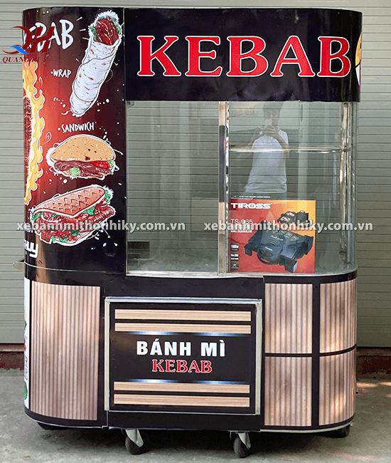 Quang Huy - địa điểm bán xe bánh mì thổ nhĩ kỳ uy tín, chất lượng