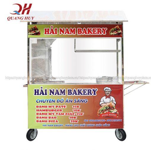Xe xôi bánh mì Quang Huy mệnh Thổ