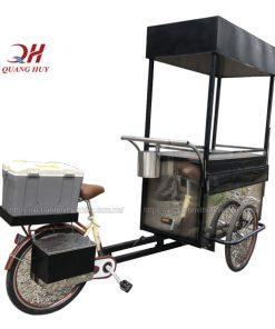 Xe đạp bán hàng Quang Huy