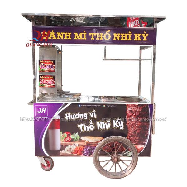 Xe xôi tím mệnh Mộc Quang Huy